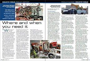 Article in American Cranes & Transport