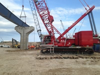 MLC300's First Project Cuts Costs on Highway Overhaul