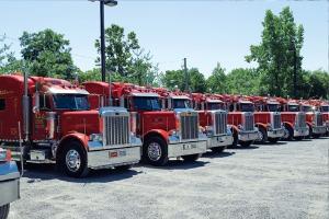 Fleet of All Crane Trucks