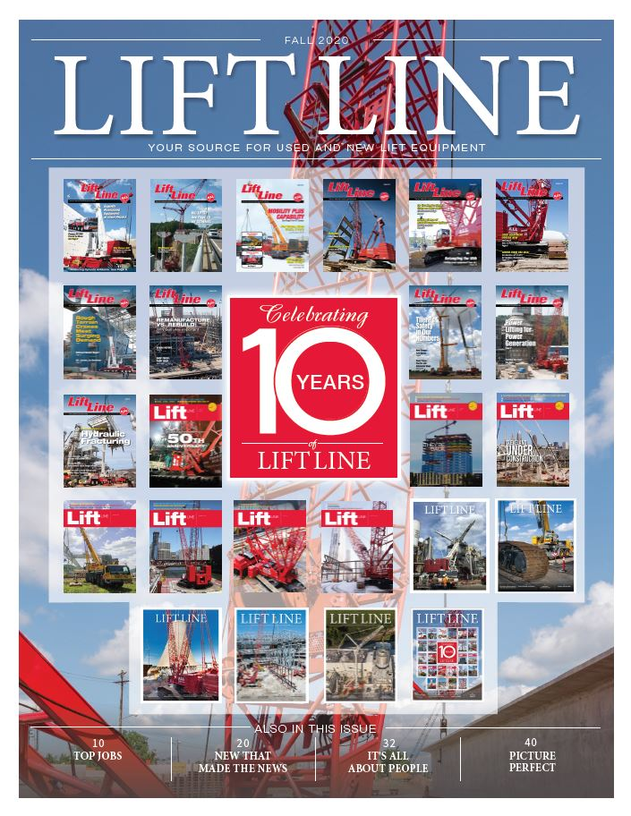 Lift Line 2020 Cover